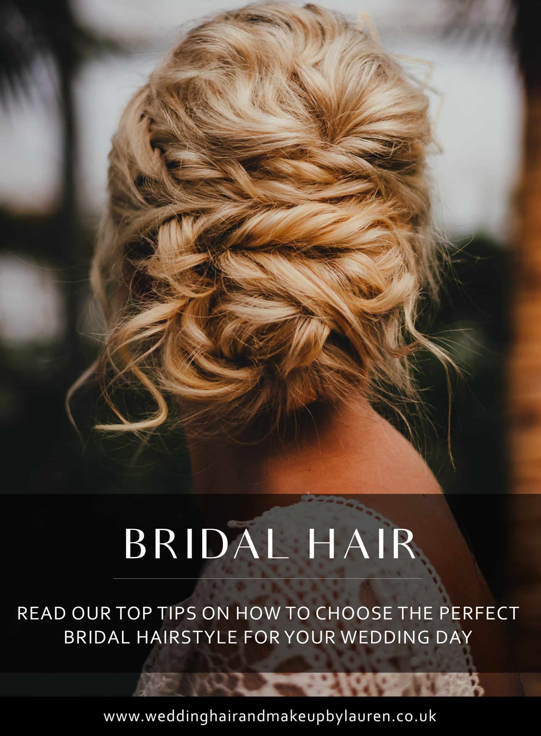Bridal Hair Tips