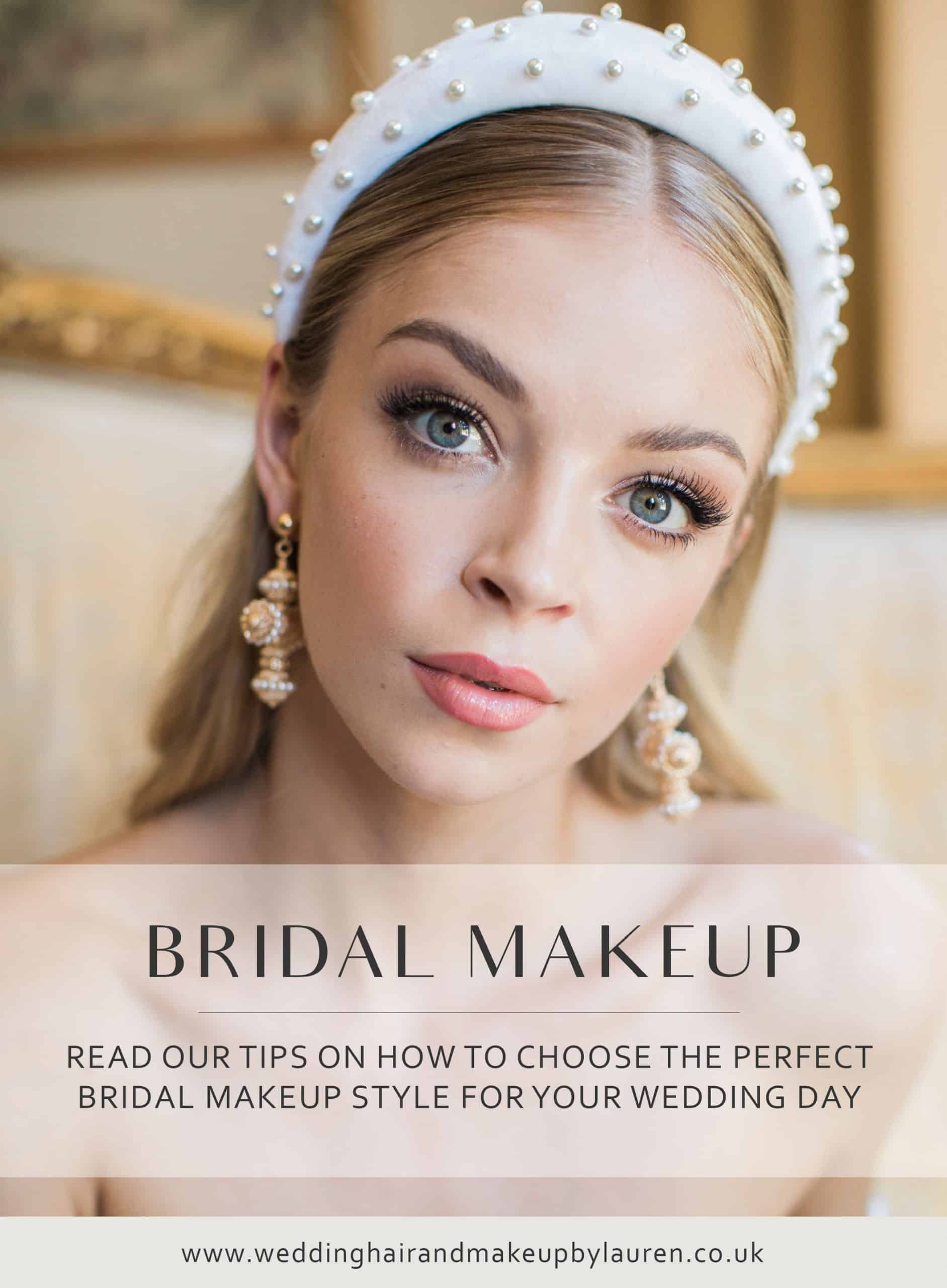 Tips On How To Choose Your Perfect Bridal Makeup